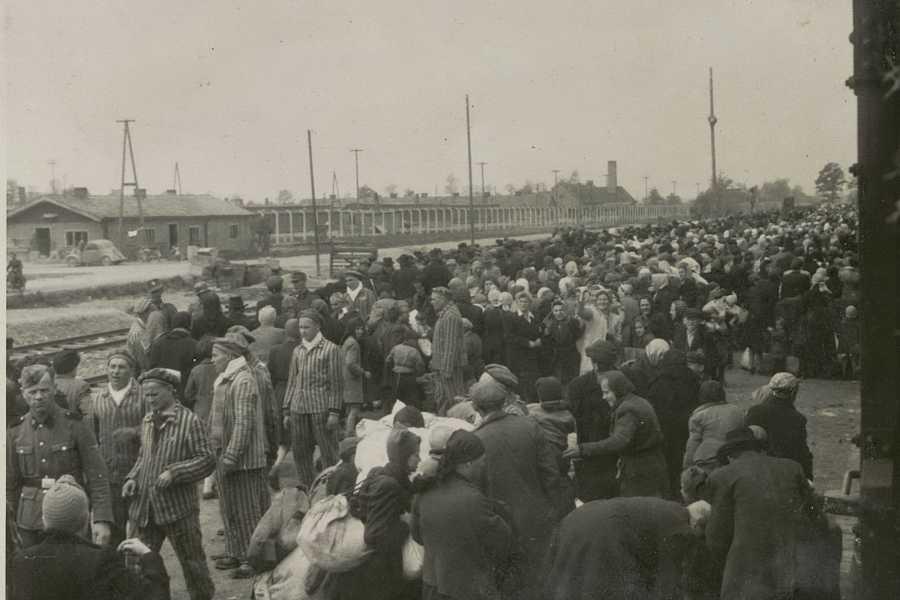 Bologna Welcome - Museo Ebraico Bo AUSCHWITZ - BIRKENAU 1940 -1945. Campo di concentramento e centro di messa a morte
