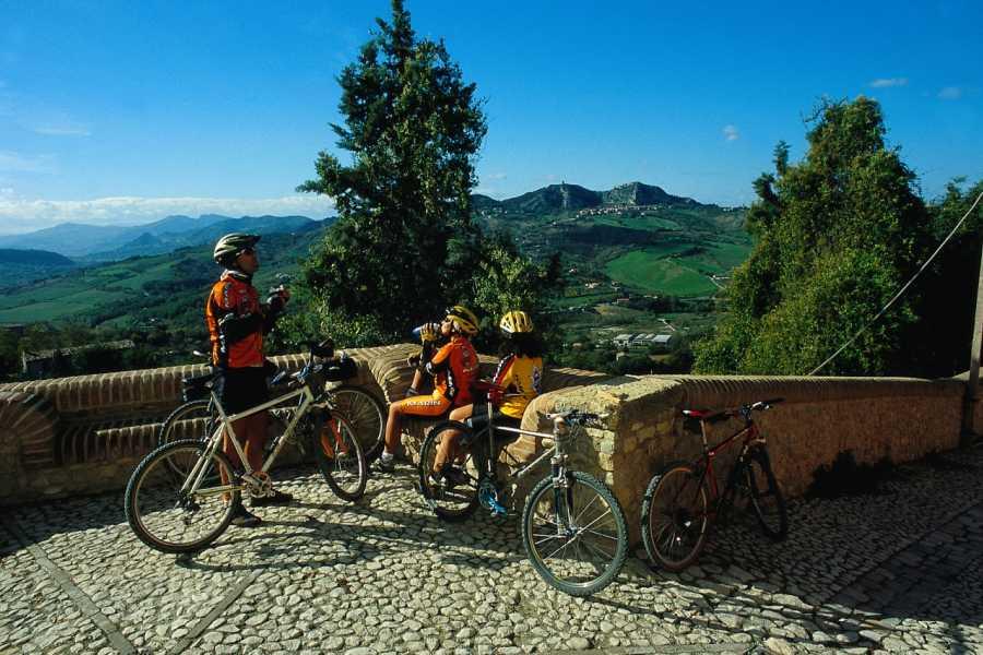 VisitRimini Tour in Bike - Lungo la Via Popilia