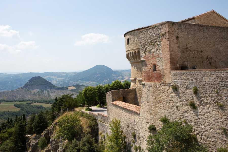 VisitRimini Motorradtour: Alta Valmarecchia Experience