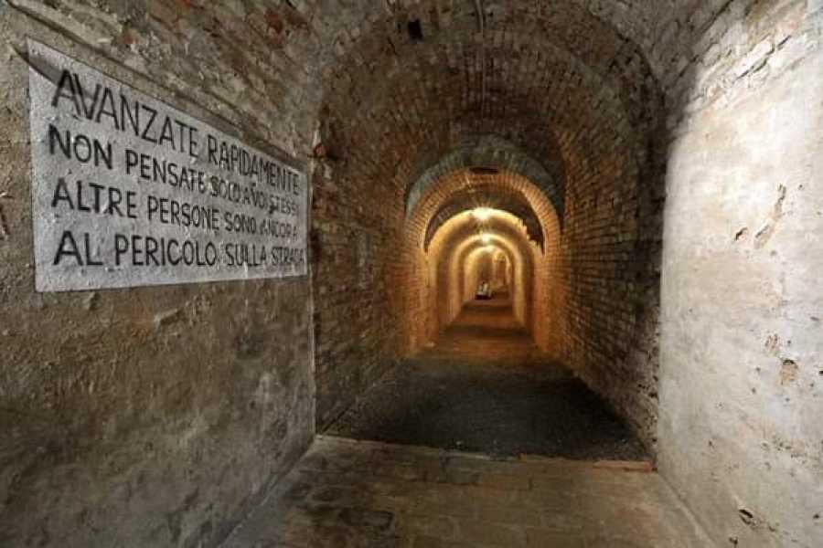 Bologna Welcome Villa Revedin e il suo rifugio antiaereo