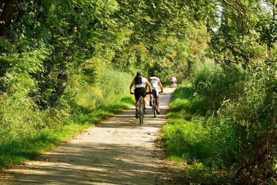 Bologna Welcome - eXtraBo La ciclovia del Reno su due ruote