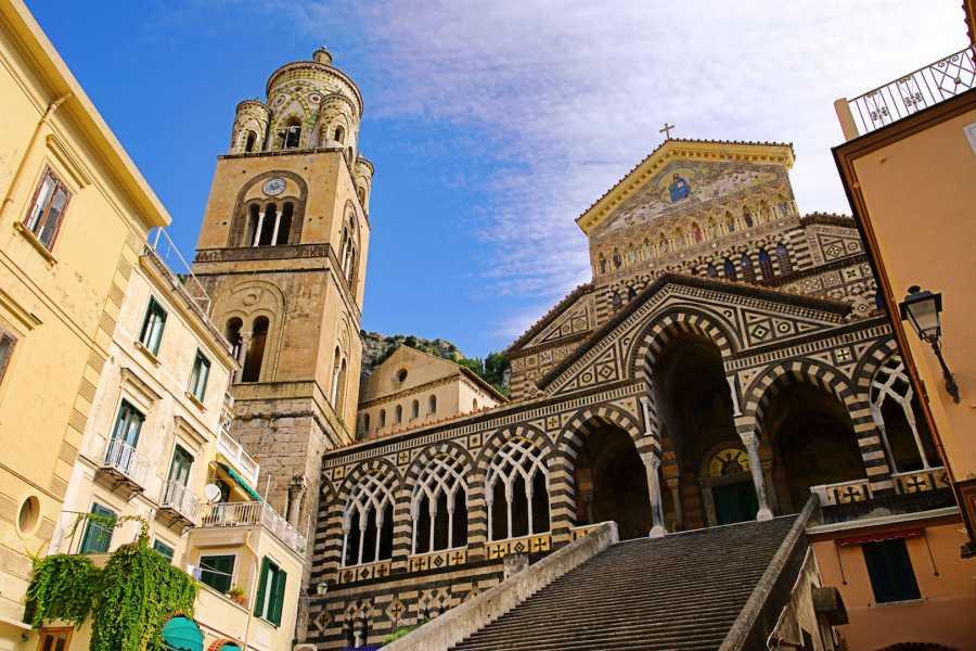 Travel etc Boat tour of the Amalfi Coast, Positano & Amalfi, from Sorrento