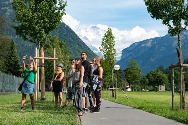 Interlaken Free Walking Tour
