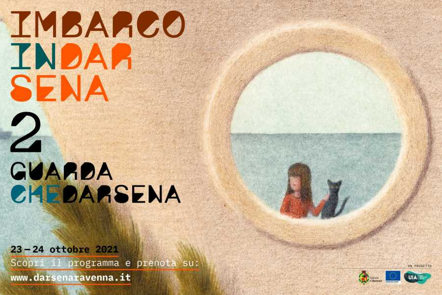 Ravenna Incoming Convention & Visitors Bureau Imbarco in Darsena 2