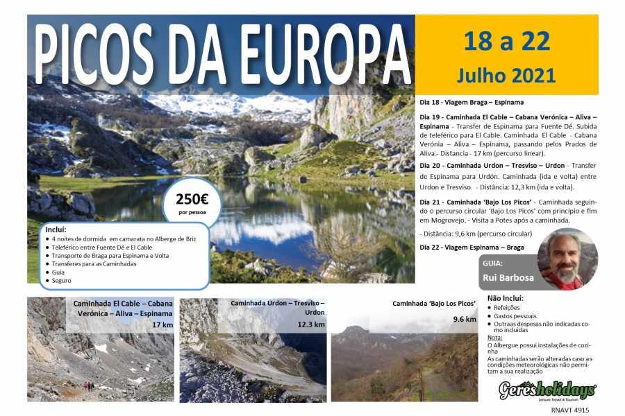 Gerês Holidays Picos da Europa