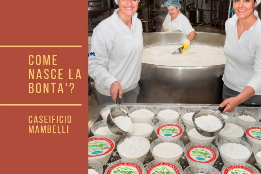 Ravenna Incoming Convention & Visitors Bureau Come nasce la bontà? Vieni a scoprire il mondo di Caseificio Mambelli e Osta!