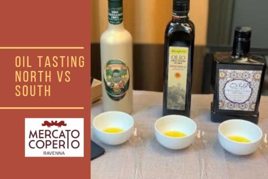 Ravenna Incoming Convention & Visitors Bureau Oil Tasting North vs South