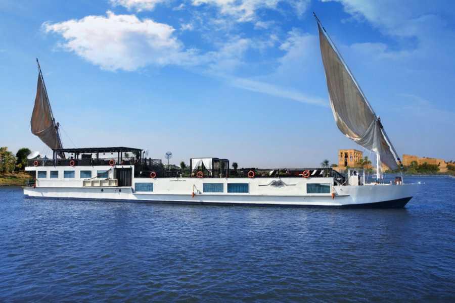 Journey To Egypt Dahabiya Cruise from Luxor, December 27