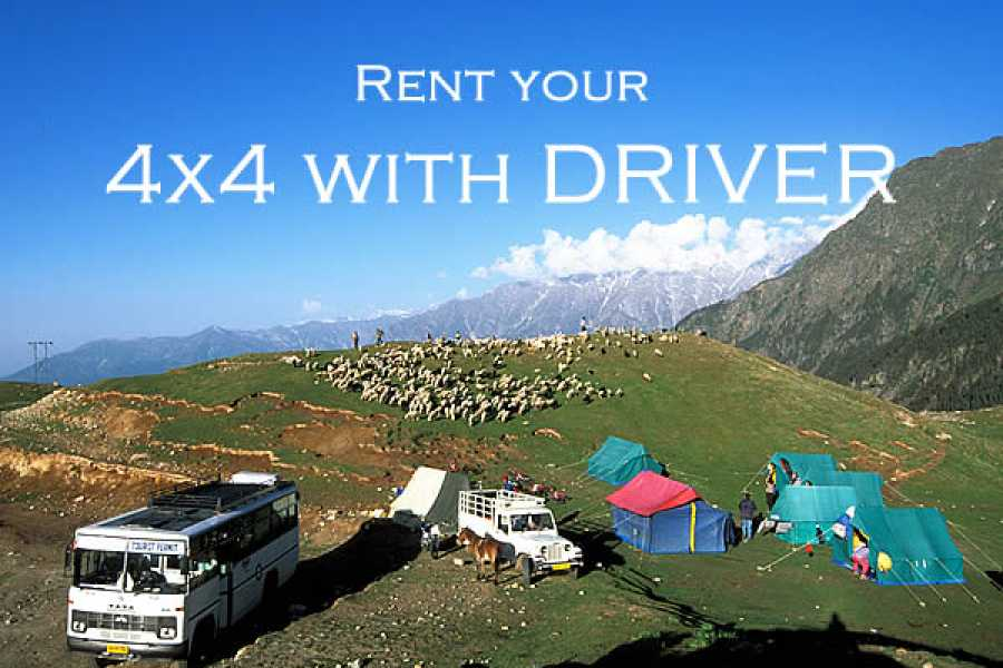 Last Second Group Ltd. RENT A 4X4 WITH DRIVER IN GILGIT