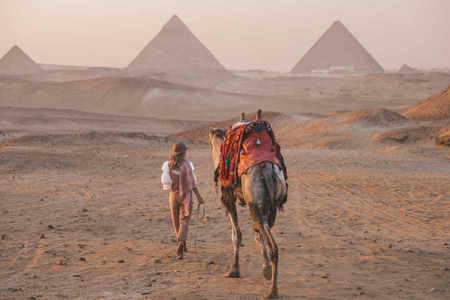 Journey To Egypt Reservation name Naggujja, 4 July 2021, 6 Travellers