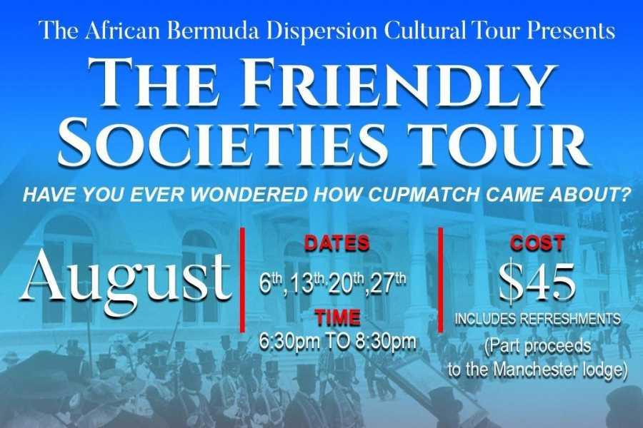 Titan Express The Friendly Societies Tour
