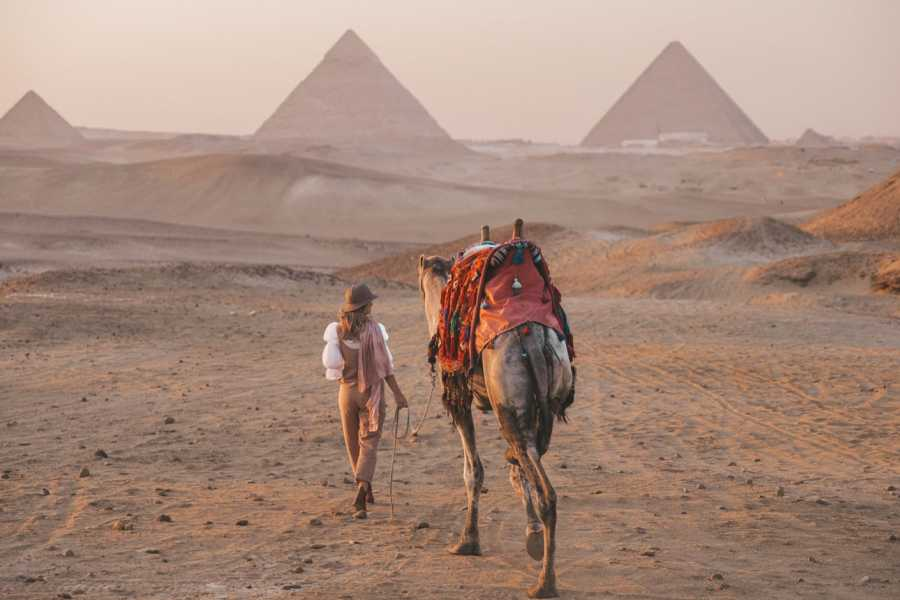 Journey To Egypt Cairo, Nile Cruise & Marsa Alam - 15th June 2021, Miss Amy