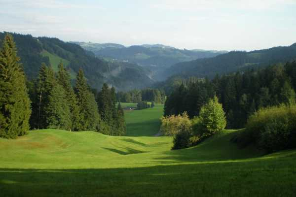 11 May: Through the hilly Entlebuch
