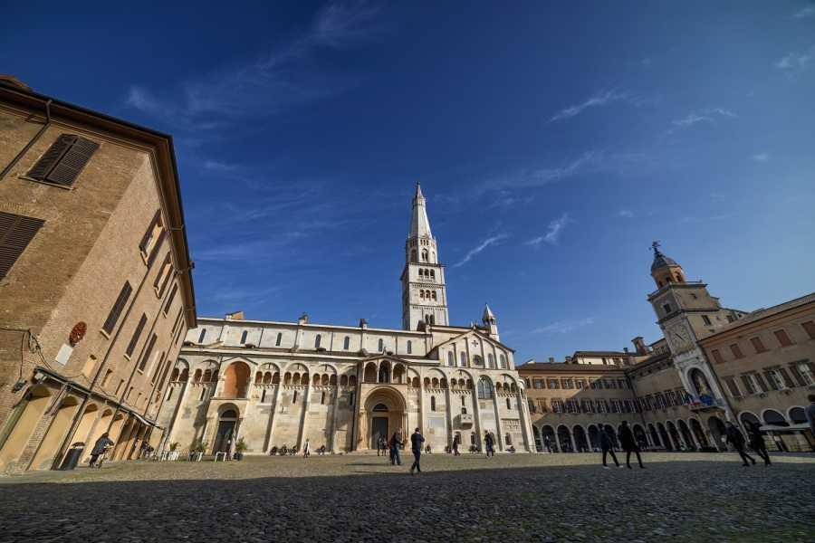 Modenatur Reservierung des Eintritts in den Ghirlandina Tower