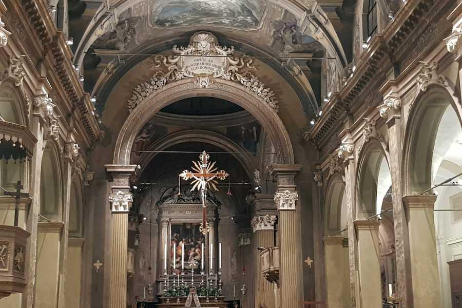 Bologna Welcome Le chiese di via Galliera sotto le stelle