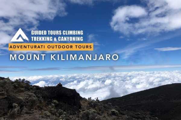 Adventurati Outdoor Mount Kilimanjaro Expedition (20-29 August 2021)