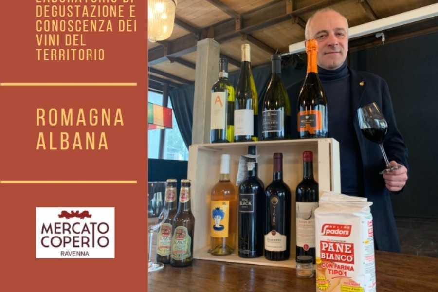 Ravenna Incoming Convention & Visitors Bureau LABORATORI DI DEGUSTAZIONE E CONOSCENZA DEI VINI DEL TERRITORIO Romagna Albana: prima DOCG italiana