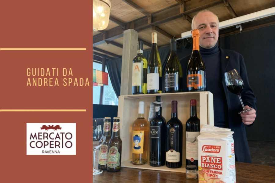 Ravenna Incoming Convention & Visitors Bureau DEGUSTAZIONE E CONOSCENZA DEI VINI DEL TERRITORIO