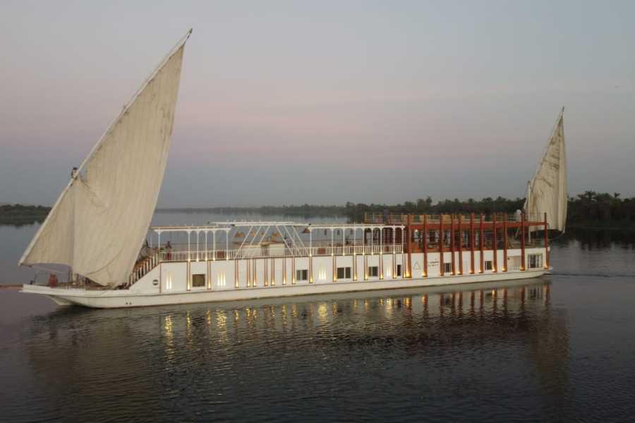 Journey To Egypt Kemet Dahabiya Nile Cruise