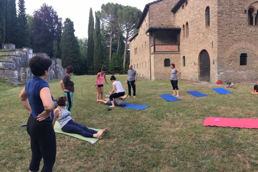 IF Imola Faenza Activities for the body and mind at the Cardello Park in Casola Valsenio