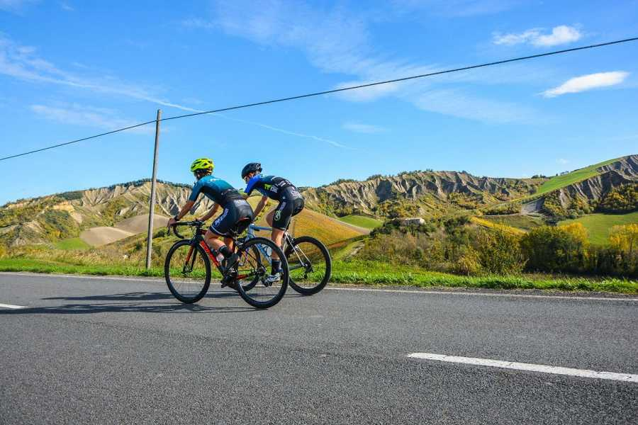 IF Imola Faenza In Riolo Terme, weekend on the roads of the cycling world championships