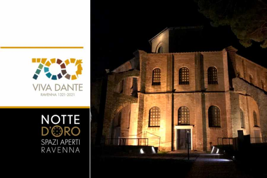 Ravenna Incoming Convention & Visitors Bureau Mosaico di Notte - Speciale Notte d'Oro