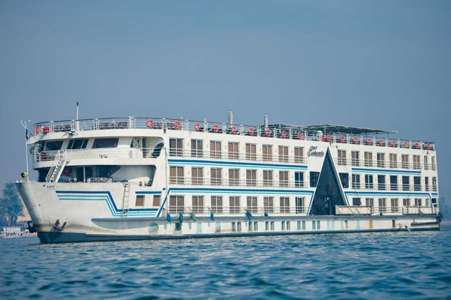 Journey To Egypt MS Concerto Nile Cruise, Saturday Sept 18th, 7 nights, Daniel Crenshaw