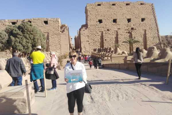 5 Days Cairo & Luxor (3 destinations)