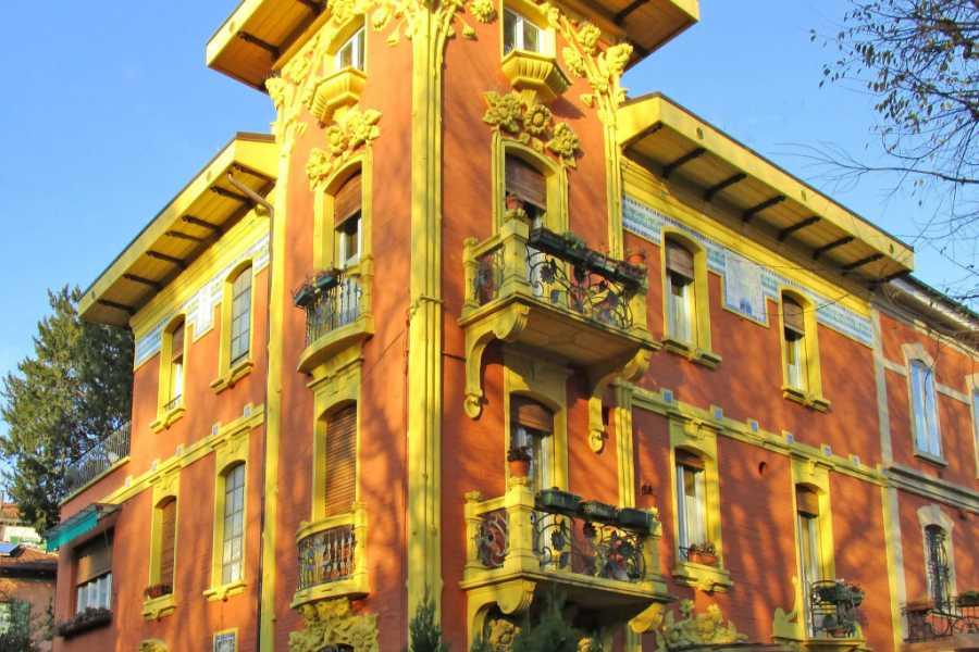 Bologna Welcome La città giardino tra parchi, ville Liberty e portici