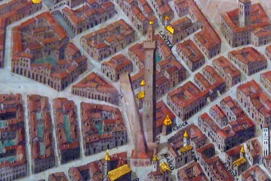 Bologna Welcome Strade, stradine e stradelli: perdersi nei vicoli della città