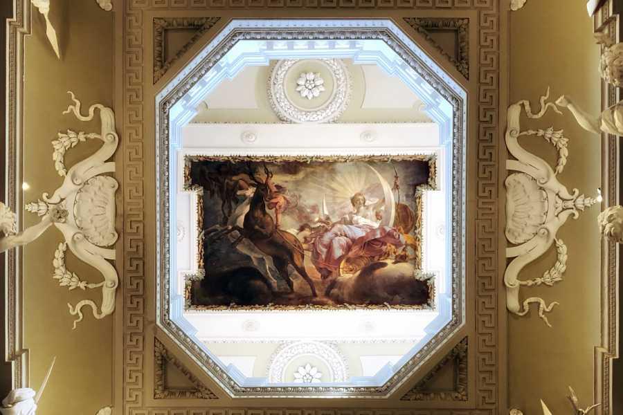 Bologna Welcome Via Galliera adultera e profana: Palazzo Merendoni si svela