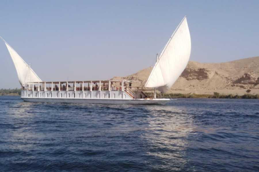 Journey To Egypt Queen Sandy Dahabiya Nile Cruise