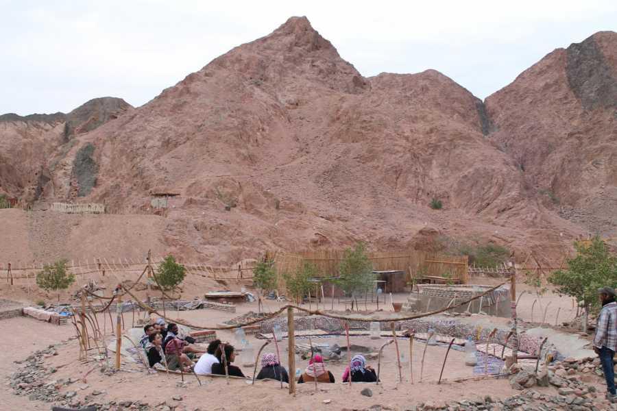EMO TOURS EGYPT 1 HOUR ATV QUAD BIKE RIDE AT DAHAB