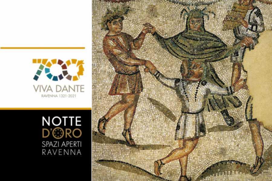 Ravenna Incoming Convention & Visitors Bureau Domus dei tappeti & Museo Nazionale - Speciale Notte d'Oro
