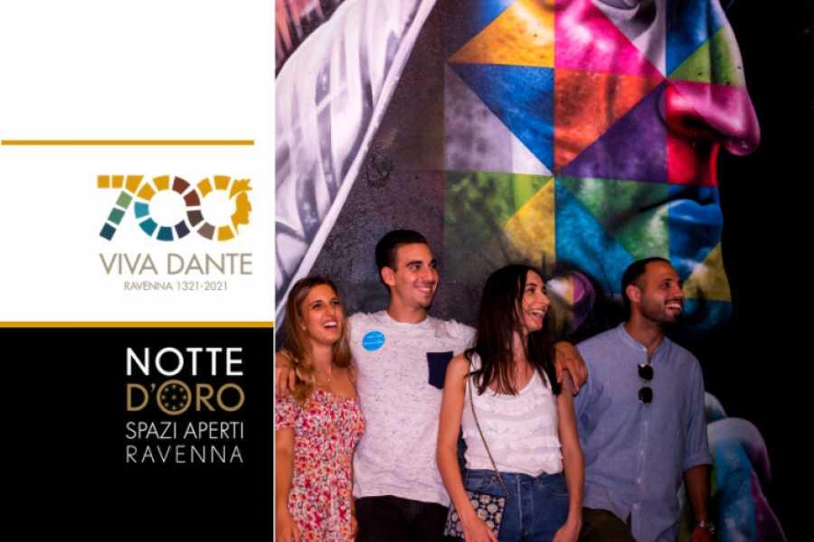 Ravenna Incoming Convention & Visitors Bureau Ravenna Dantesca & Tango - Speciale Notte d'Oro