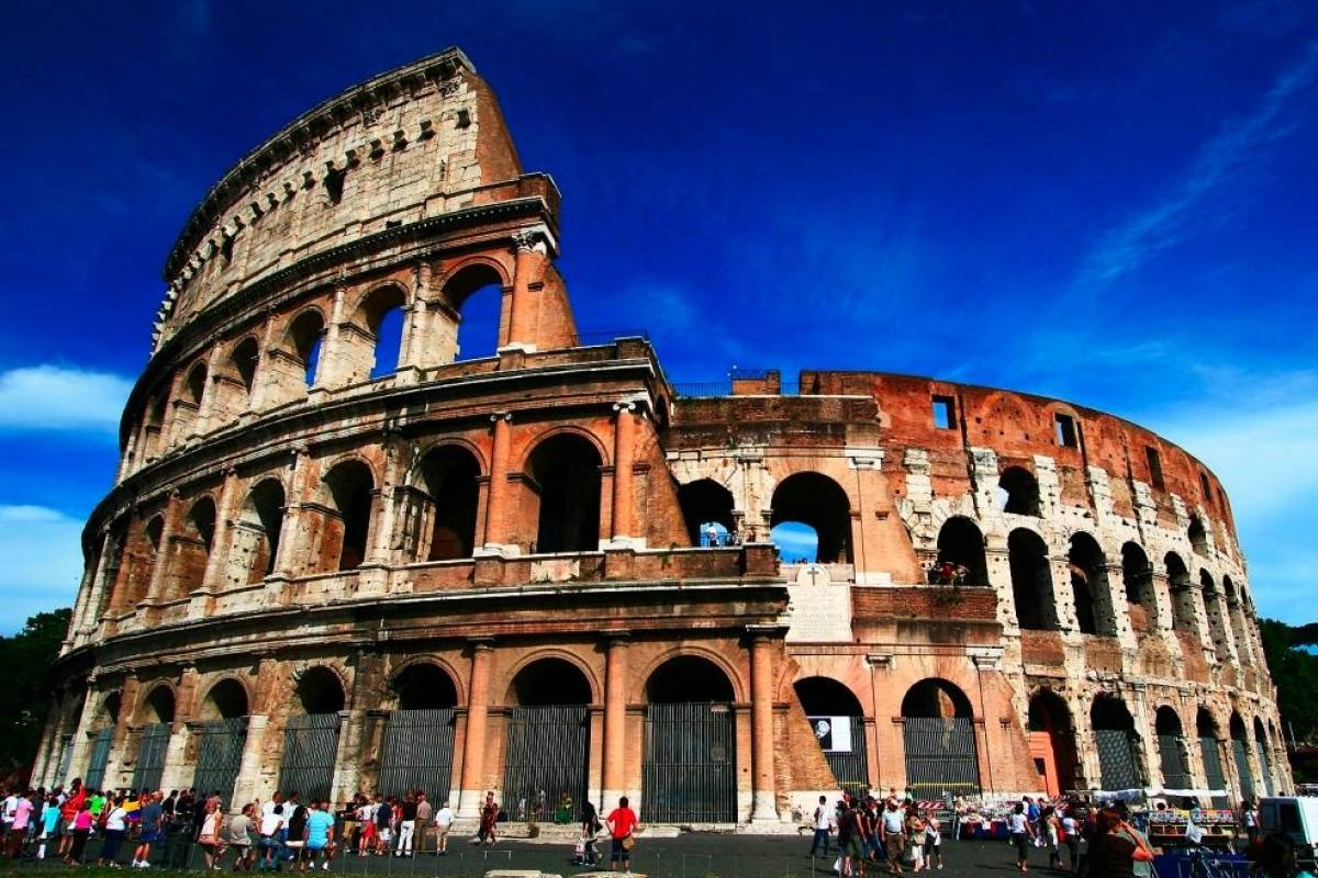 The Rogue Historians Rome: The Ultimate Tour