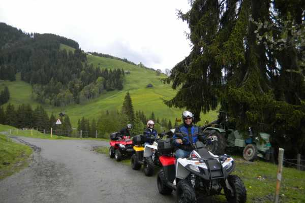 Bergblick ATV-Tour