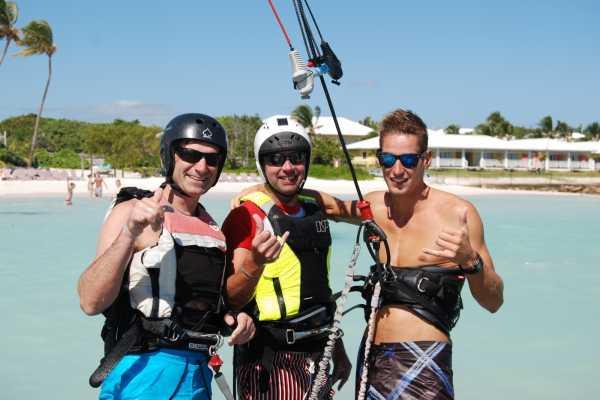 Kite Club Cabarete 1 hour Semi Private Lesson