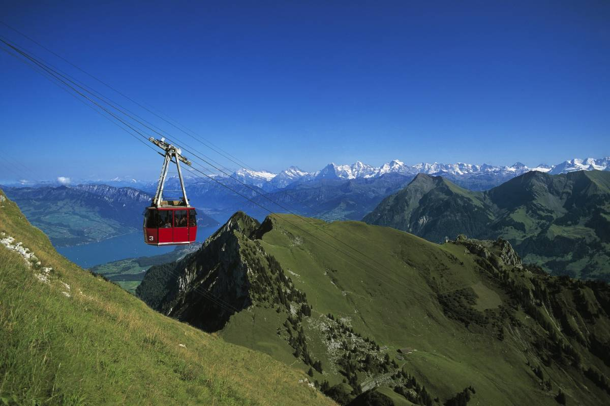 Interlaken Tourismus Kulinarik Trail Stockhorn