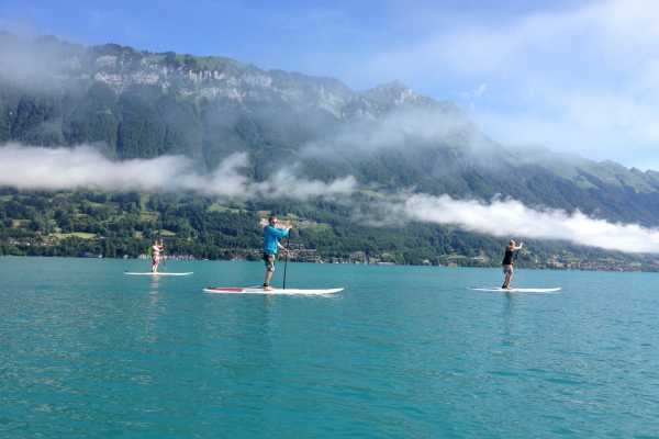 *SUP* Stand up Paddling Tour
