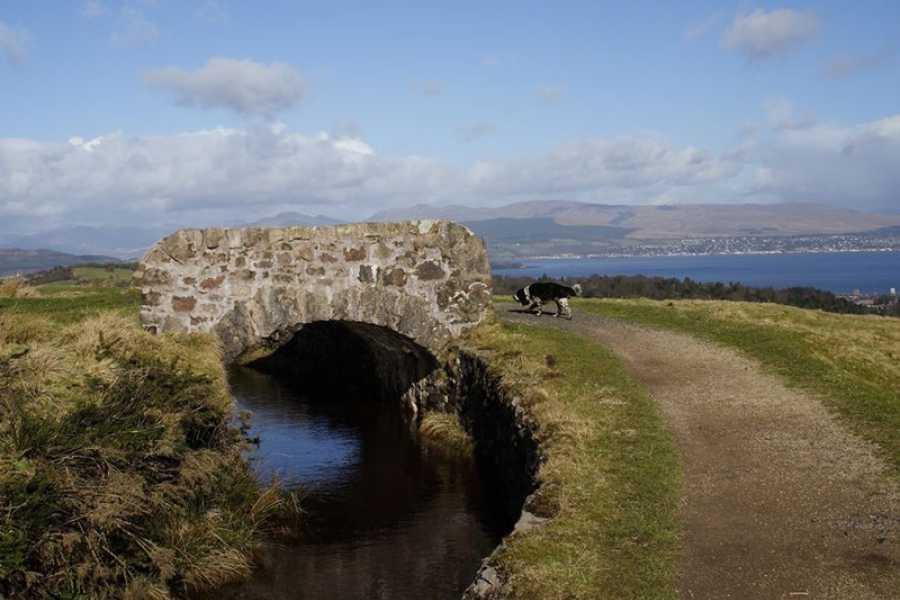 Clyde Coast Tourism Ltd THE GREENOCK CUT WALKING TOUR