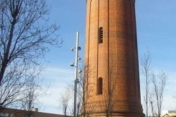 """ICONO Serveis Culturals """"La Torre dels Somnis. Torre de les Aigües del Besòs"""""""