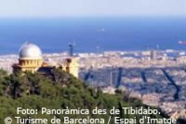 ICONO Serveis Culturals Barcelona desde las alturas