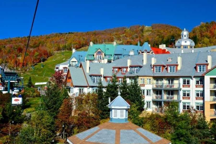 Montreal Tourist Guides Mont-Tremblant Laurentian Mountains Day Trip