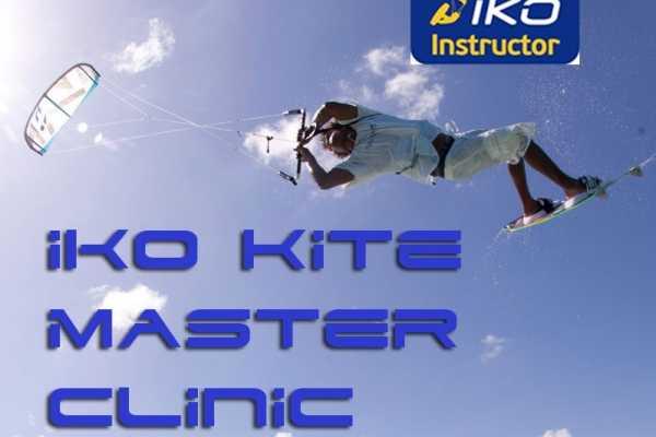Kite Club Cabarete IKO Kiteboard Master Clinic