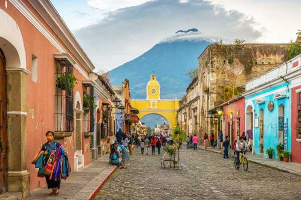 Maya World Tours Colonial Antigua One Day Tour