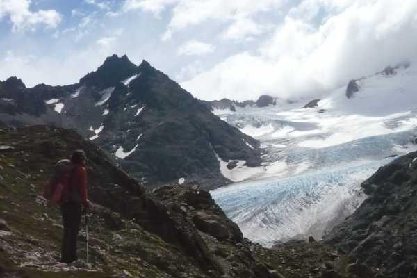 Patagonia Hikes Huemul Circuit. 5 days.