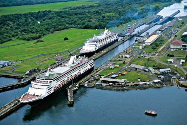(CAN02) PANAMA CANAL FULL TRANSIT