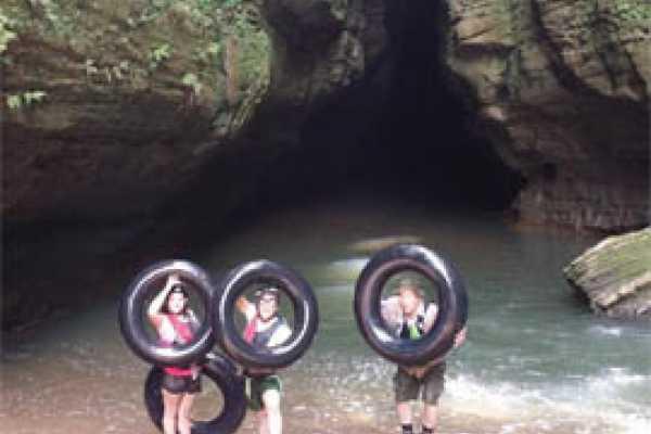 River Cave Tubing - Utuado PR