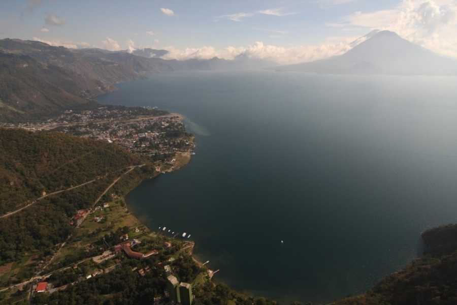 Maya World Tours Lake Atitlan Helicopter Tour